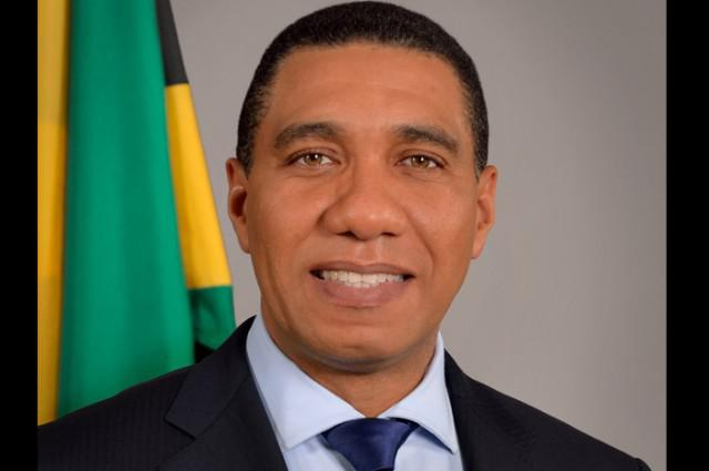 Prime Minister of Jamaica, The Most Honourable. Andrew Michael Holness