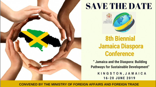 8th Biennial Jamaica Diaspora Conference