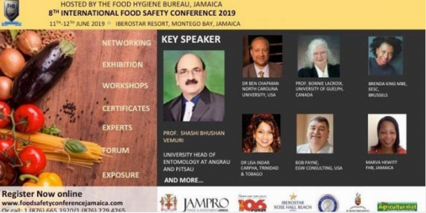 8th International Food Safety Conference